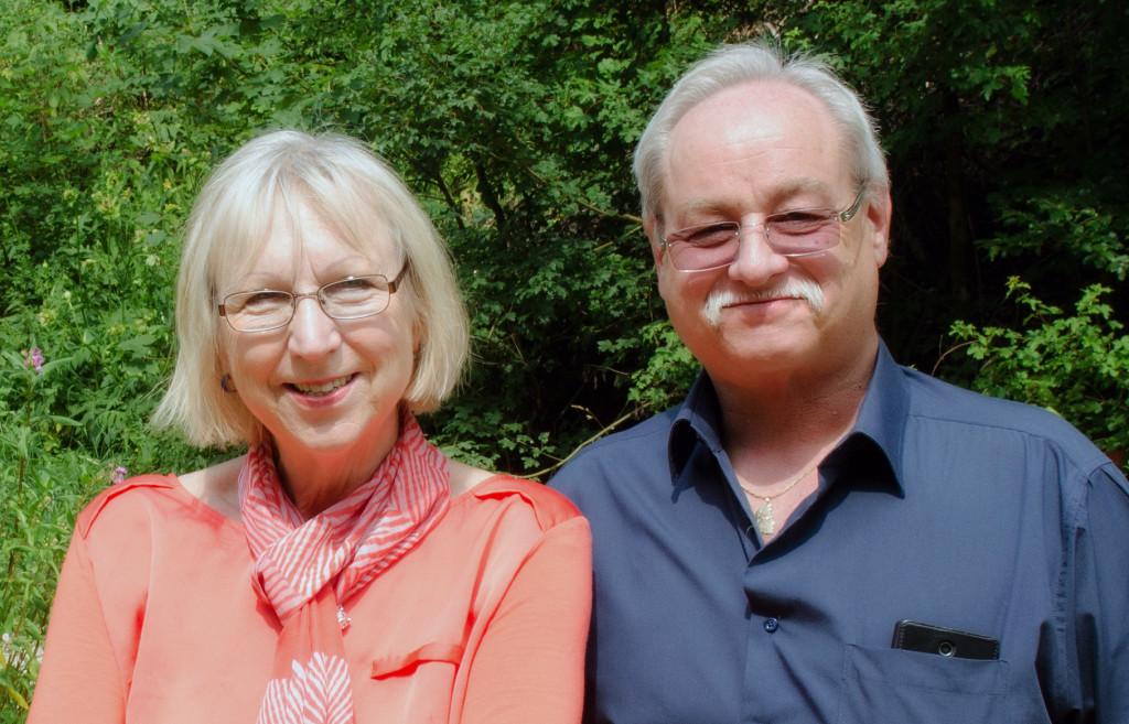 Linda & Rudi